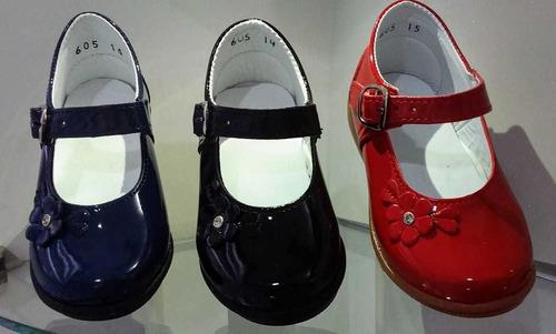 bonitos zapatos para niña, numeración del 12 al 17