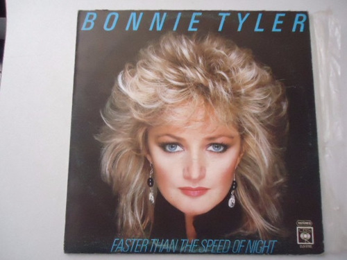 bonnie tyler / total eclipse of the heart vinyl lp acetato