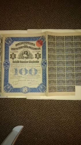 bonos mexicanos: queen elizabeth 100