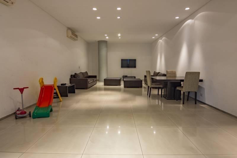 bonpland y guatemala: impecable 2 dormitorios con cochera y amenities!