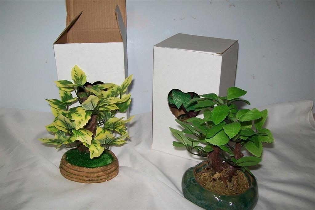 Bonsai artificiales decorativos centro de mesa bs 390 - Mesas para bonsai ...
