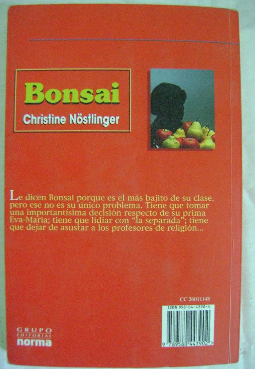 bonsai christine nostlinger