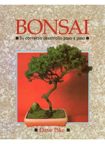 bonsái(libro jardinería)