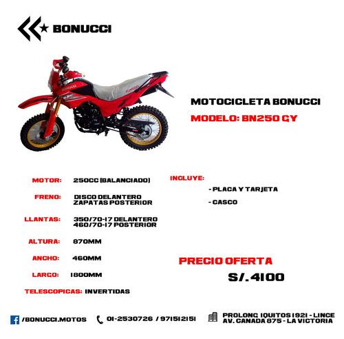 bonucci motos (motocicletas en oferta)
