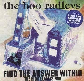 boo radleys find the answer within -cd raro importado origin