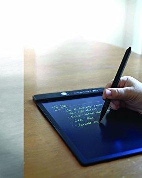boogie board 8.5-pulgadas lcd tableta de escritorio, negro