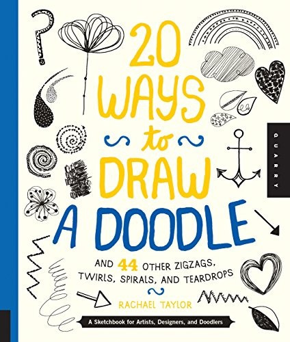 book : 20 ways to draw a doodle and 44 other zigzags,...