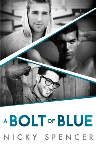 book : a bolt of blue (angel's) (volume 1)