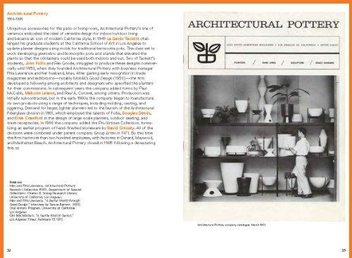Book : A Handbook Of California Design, 1930--1965: Craft