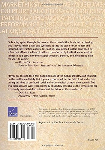 book : a portrait of the visual arts the challenges of a new