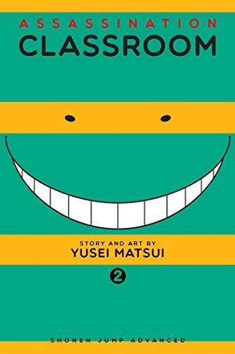 book : assassination classroom, vol. 2 - yusei matsui