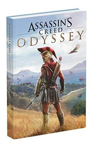book : assassins creed odyssey official collectors edition..