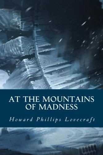 book : at the mountains of madness - howard phillips love...