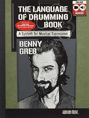 book : benny greb - the language of drumming: includes on...