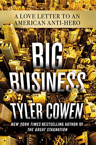 book : big business a love letter to an american anti-hero -