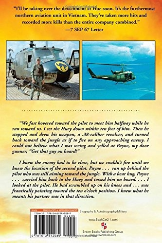 Book : Black Cat 2-1 The True Story Of A Vietnam Helicopter