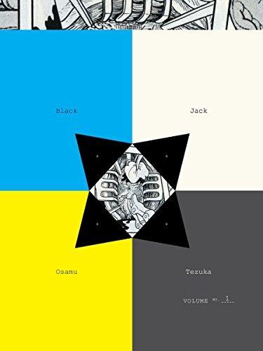 book : black jack, vol. 1 - osamu tezuka