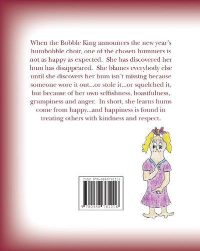 book : bobble stories:  the humbobble's lost hum: a stor...