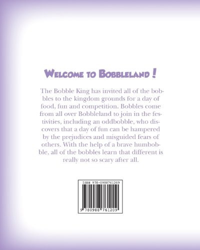 book : bobble stories: the oddbobble's visit: a story ab...