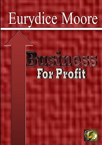 book : business for profit - moore, eurydice