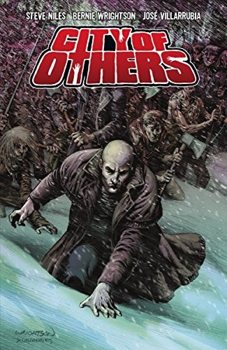 book : city of others - steve niles - bernie wrightson