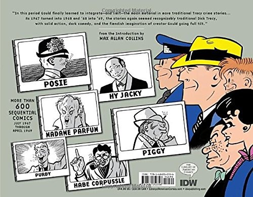 book : complete chester goulds dick tracy volume 24 - gou...