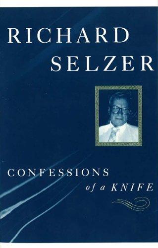 the knife richard selzer essay