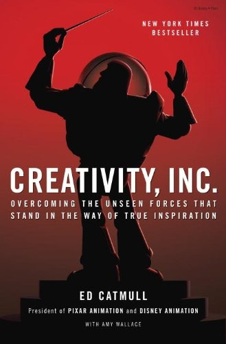 book : creativity, inc.: overcoming the unseen forces tha...