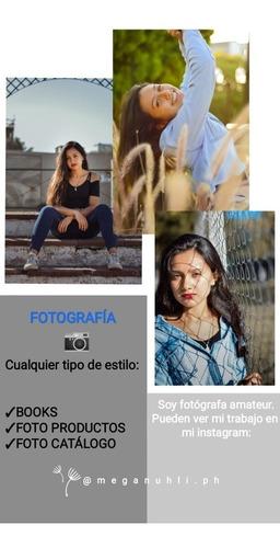 book de fotos - sesión de fotos