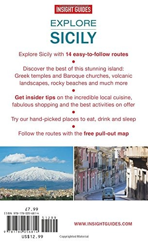 Suggested itineraries featuring Sicily