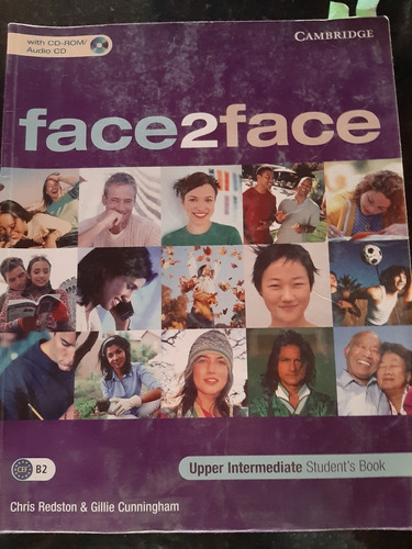 book face2face upper-intermediate - cambridge