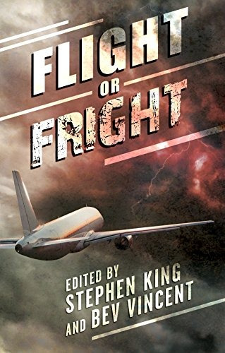 book : flight or fright - stephen king - bev vincent - mi...