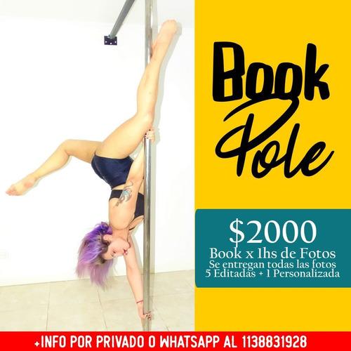 book fotografia profesional pole dance boda 15 años