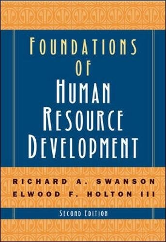 Human Resource Development Book