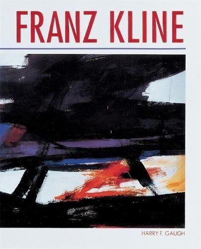 book : franz kline - harry f. gaugh