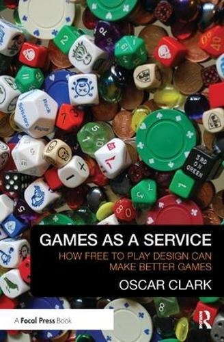 book : games as a service: how free to play design can ma...