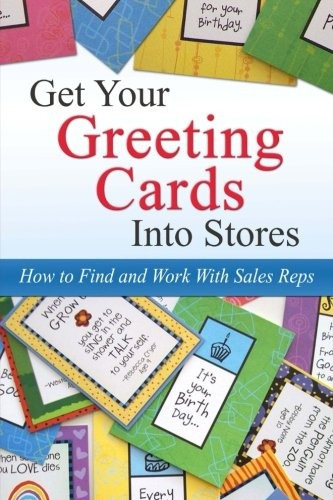 book : get your greeting cards into stores finding and...