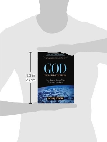 book : god the failed hypothesis how science shows that god.