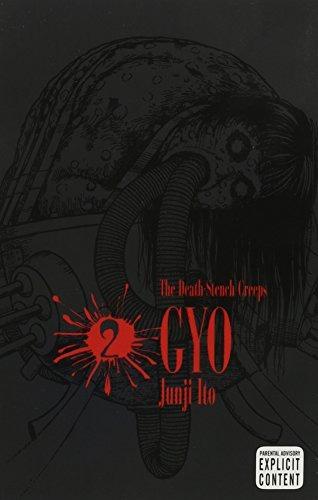 book : gyo, vol. 2 (2nd edition) - ito, junji