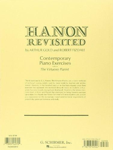 book : hanon: the virtuoso pianist in sixty exercises, co...