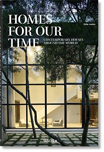 book : homes for our time. contemporary houses around the...