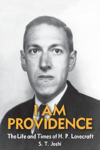 book : i am providence: the life and times of h. p. lovec...