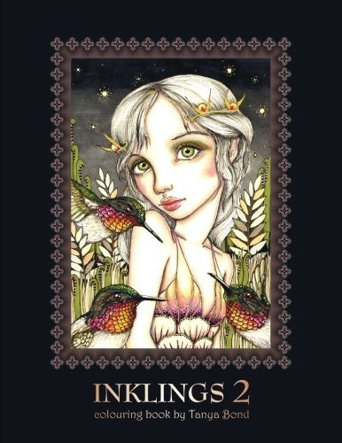 book : inklings 2 colouring book by tanya bond: coloring ...