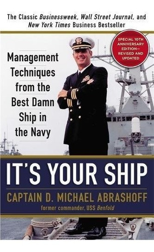 book : it's your ship: management techniques from the be...