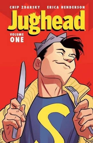 book : jughead vol. 1 - chip zdarsky