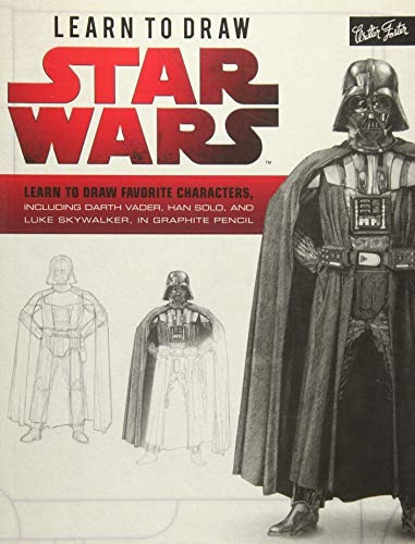 book : learn to draw star wars learn to draw favorite...