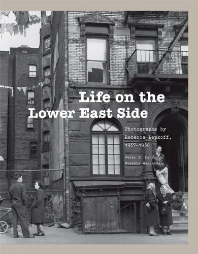 book : life on the lower east side photographs by rebecca...