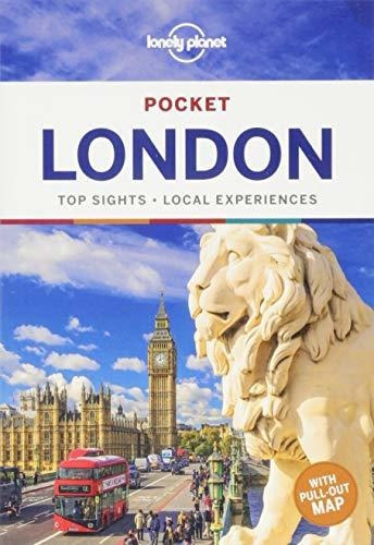 book : lonely planet pocket london (travel guide) - lonely..