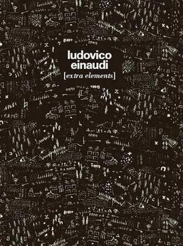 book : ludovico einaudi extra elements, piano solo