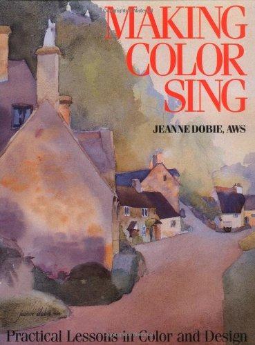 book : making color sing - dobie, jeanne